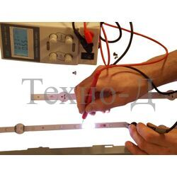 Замена подсветки LED или LCD телевизоров (диагональ 15-22) б/у