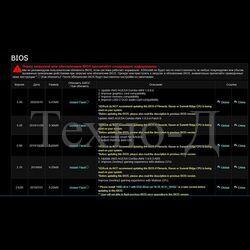 Обновление программного обеспечения BIOS ПК б/у
