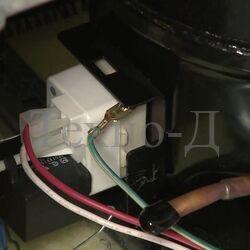 Замена пускозащитного реле в холодильнике б/у